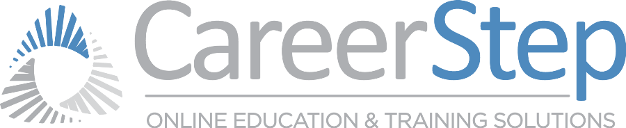 CareerStep Online Education and Training Solutions logo