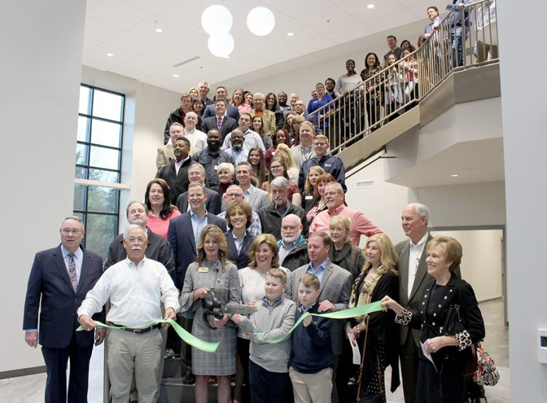 Tyson Grand Reopening