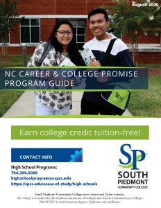 Career and College Promise Program Guide Cover