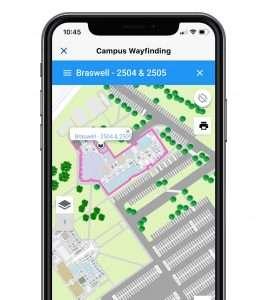 SPCC Navigate App - Compass Wayfinder