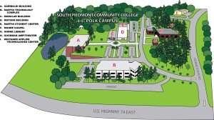 Polkton Map Thumbnail