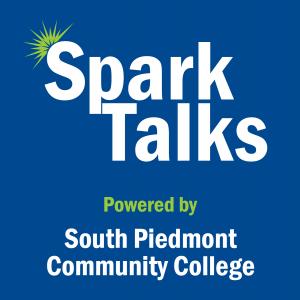 SparkTalks podcast logo
