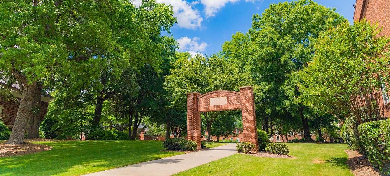 Wingate University Campus